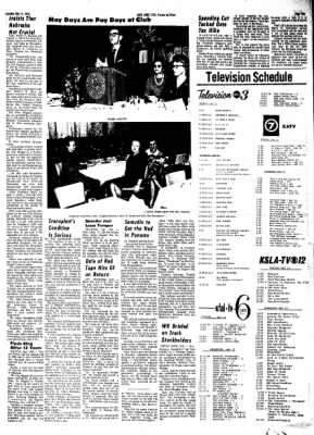 Hope Star from Hope, Arkansas on May 14, 1968 · Page 4