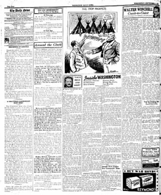 Naugatuck Daily News from Naugatuck, Connecticut on September 6, 1944 · Page 4
