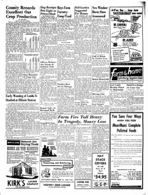 Galesburg Register-Mail from Galesburg, Illinois on July 26, 1963 · Page 15
