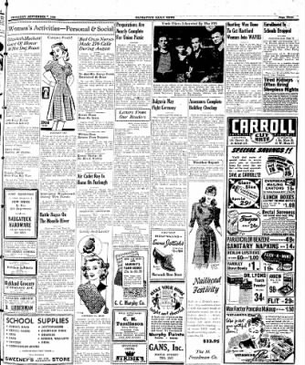 Naugatuck Daily News from Naugatuck, Connecticut on September 7, 1944 · Page 3