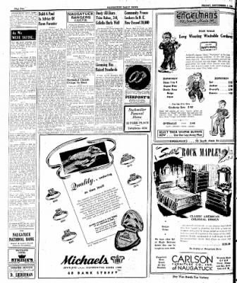 Naugatuck Daily News from Naugatuck, Connecticut on September 8, 1944 · Page 2
