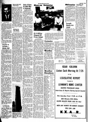 Hope Star from Hope, Arkansas on May 17, 1968 · Page 1