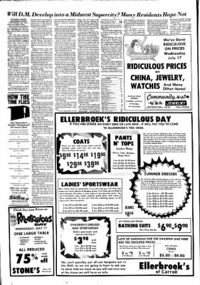 Carrol Daily Times Herald from Carroll, Iowa on July 15, 1974 · Page 18