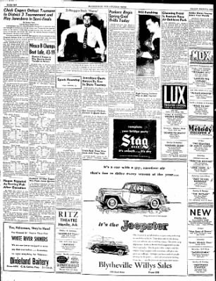 The Courier News from Blytheville, Arkansas on March 4, 1949 · Page 12