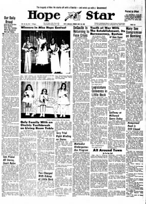 Hope Star from Hope, Arkansas on May 20, 1968 · Page 6