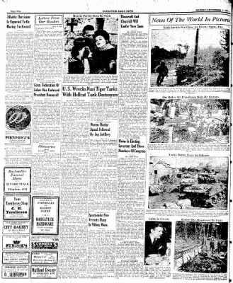 Naugatuck Daily News from Naugatuck, Connecticut on September 11, 1944 · Page 2