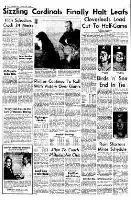 The Brandon Sun from Brandon, Manitoba, Canada on June 7, 1966 · Page 6