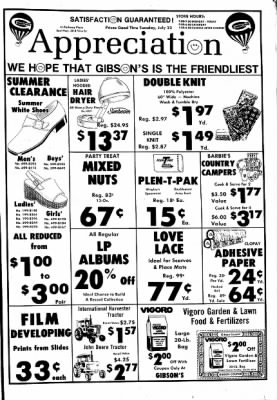 Carrol Daily Times Herald from Carroll, Iowa on July 17, 1974 · Page 12