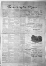 The Lexington Clipper