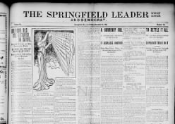 The Springfield Leader and Democrat