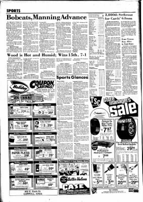 Carrol Daily Times Herald from Carroll, Iowa on July 18, 1974 · Page 6