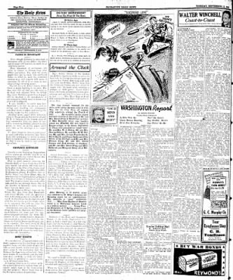 Naugatuck Daily News from Naugatuck, Connecticut on September 12, 1944 · Page 4