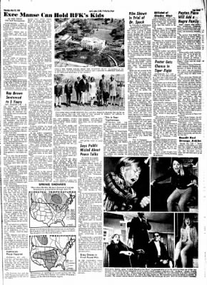 Hope Star from Hope, Arkansas on May 23, 1968 · Page 6
