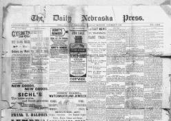 The Daily Nebraska Press