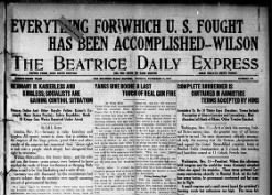 The Beatrice Daily Express