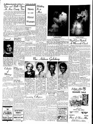 Galesburg Register-Mail from Galesburg, Illinois on July 30, 1963 · Page 8
