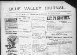 Blue Valley Journal