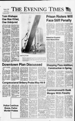 Evening times from sayre pennsylvania on february 5 1980 page 1 the evening times from sayre pennsylvania on february 5 1980 page 1 malvernweather Images