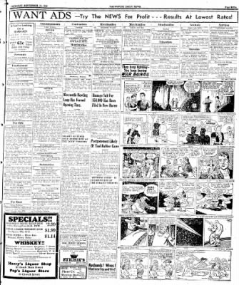 Naugatuck Daily News from Naugatuck, Connecticut on September 14, 1944 · Page 7