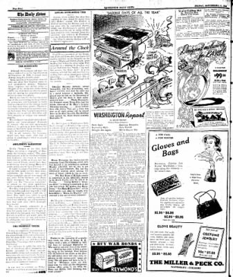 Naugatuck Daily News from Naugatuck, Connecticut on September 15, 1944 · Page 4
