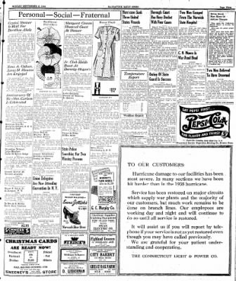 Naugatuck Daily News from Naugatuck, Connecticut on September 18, 1944 · Page 3