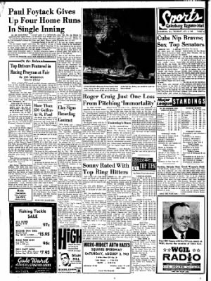 Galesburg Register-Mail from Galesburg, Illinois on August 1, 1963 · Page 14