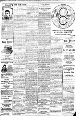 Logansport Pharos-Tribune from Logansport, Indiana on August 12, 1896 · Page 3