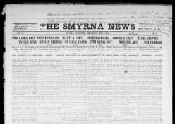 The Smyrna News