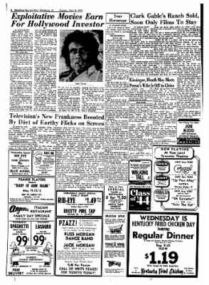 Galesburg Register-Mail from Galesburg, Illinois on May 8, 1973 · Page 6