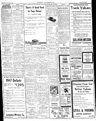 The Courier News from Blytheville, Arkansas on March 10, 1949 · Page 14
