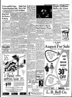 Galesburg Register-Mail from Galesburg, Illinois on August 5, 1963 · Page 3