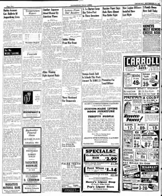 Naugatuck Daily News from Naugatuck, Connecticut on September 21, 1944 · Page 2