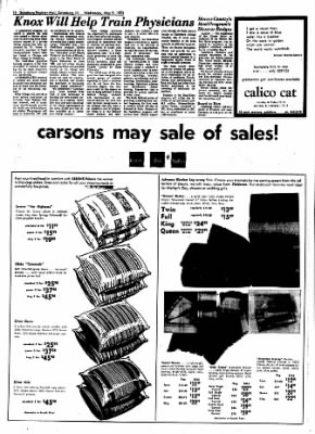 Galesburg Register-Mail from Galesburg, Illinois on May 9, 1973 · Page 16