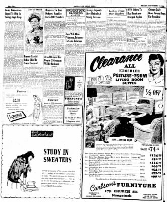 Naugatuck Daily News from Naugatuck, Connecticut on September 22, 1944 · Page 2