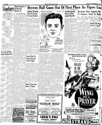 Naugatuck Daily News from Naugatuck, Connecticut on September 22, 1944 · Page 6