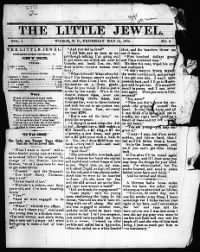 Sample The Little Jewel front page