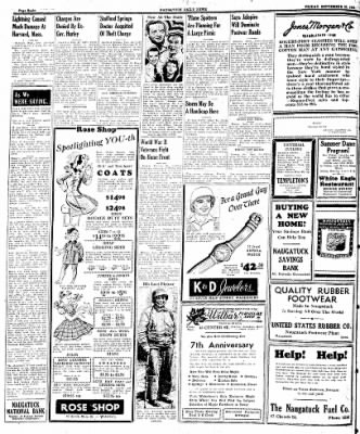 Naugatuck Daily News from Naugatuck, Connecticut on September 22, 1944 · Page 8