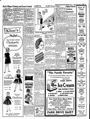 Galesburg Register-Mail from Galesburg, Illinois on August 8, 1963 · Page 7