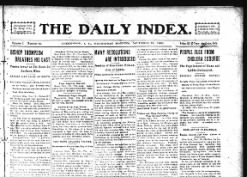 The Daily Index