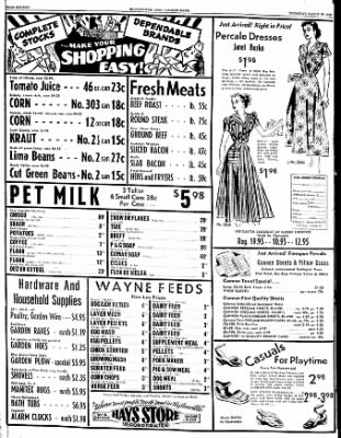 The Courier News from Blytheville, Arkansas on March 10, 1949 · Page 16