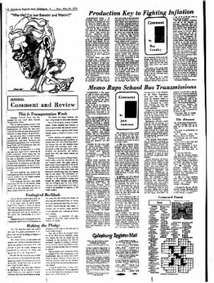 Galesburg Register-Mail from Galesburg, Illinois on May 14, 1973 · Page 4