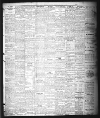 Oakland Tribune from Oakland, California on July 7, 1886 · Page 3