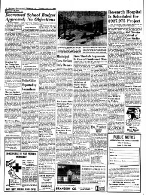 Galesburg Register-Mail from Galesburg, Illinois on August 13, 1963 · Page 2
