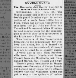 The Public Ledger from Maysville, Kentucky on February 25