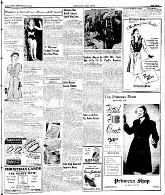 Naugatuck Daily News from Naugatuck, Connecticut on September 27, 1944 · Page 3