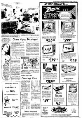 Florence Morning News From Florence South Carolina On December 21 1977 Page 3