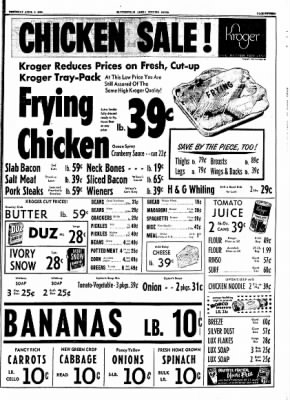 The Courier News from Blytheville, Arkansas on April 1, 1954 · Page 15