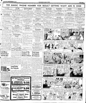 Naugatuck Daily News from Naugatuck, Connecticut on September 28, 1944 · Page 7
