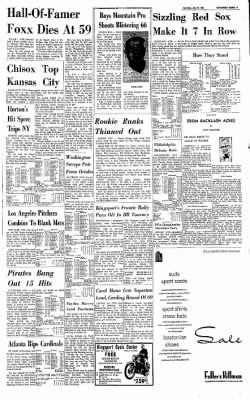 Kingsport News from Kingsport, Tennessee on July 22, 1967 · Page 9