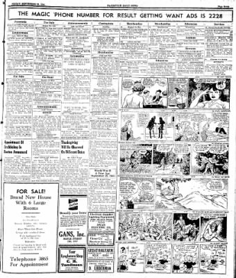 Naugatuck Daily News from Naugatuck, Connecticut on September 29, 1944 · Page 7